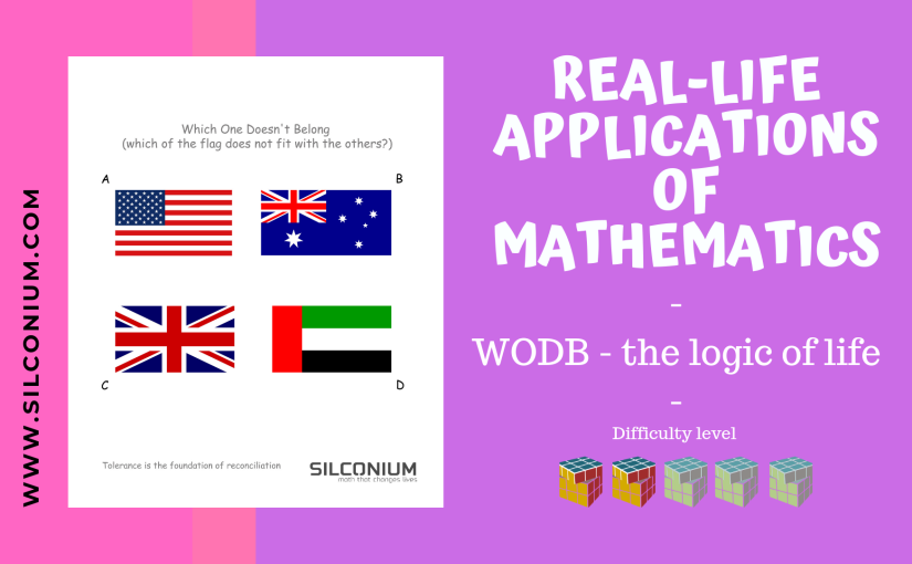WODB – which flag does not belong?
