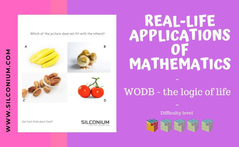 WODB – can food thing aboutfood?