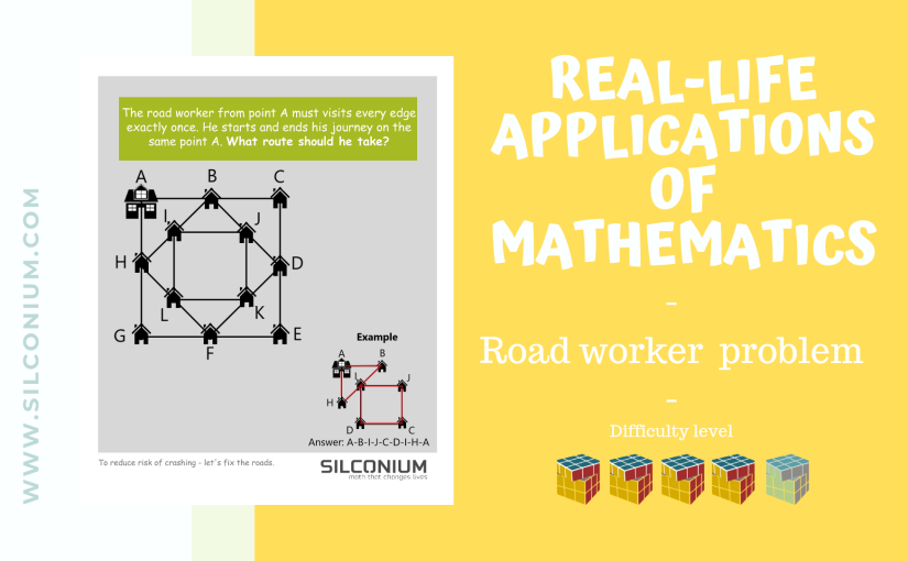 Road worker task – Euler cycle in real life
