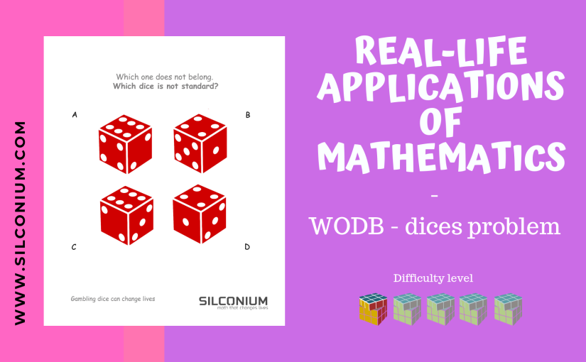 WODB – the task of gambling dice